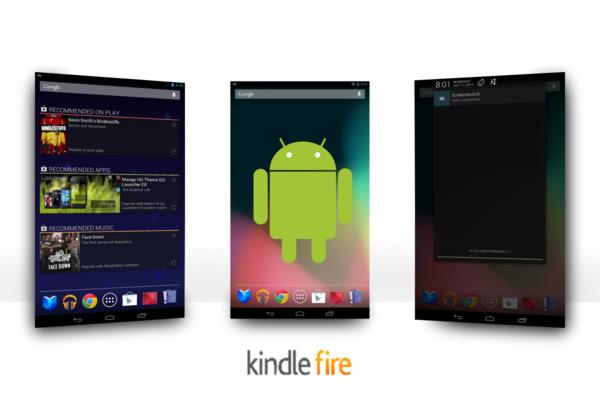 JB Kindle Fire